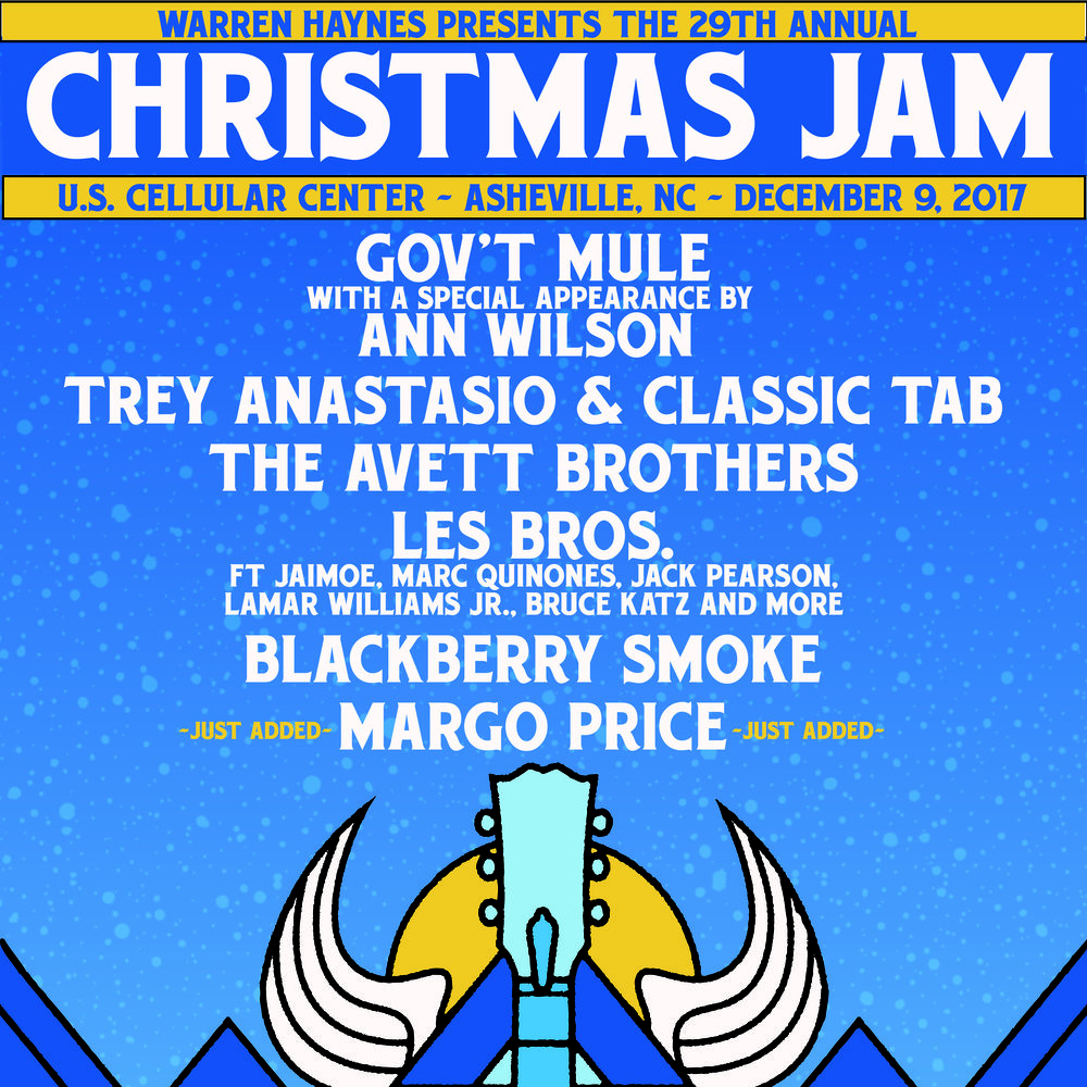 Tickets for the 29th Annual Christmas Jam On Sale Now — Christmas Jam