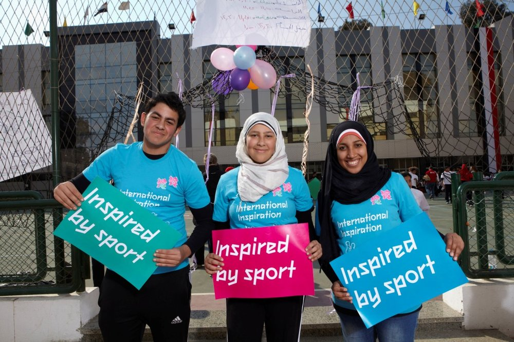 Youth Sport Trust International Inspiration Programme