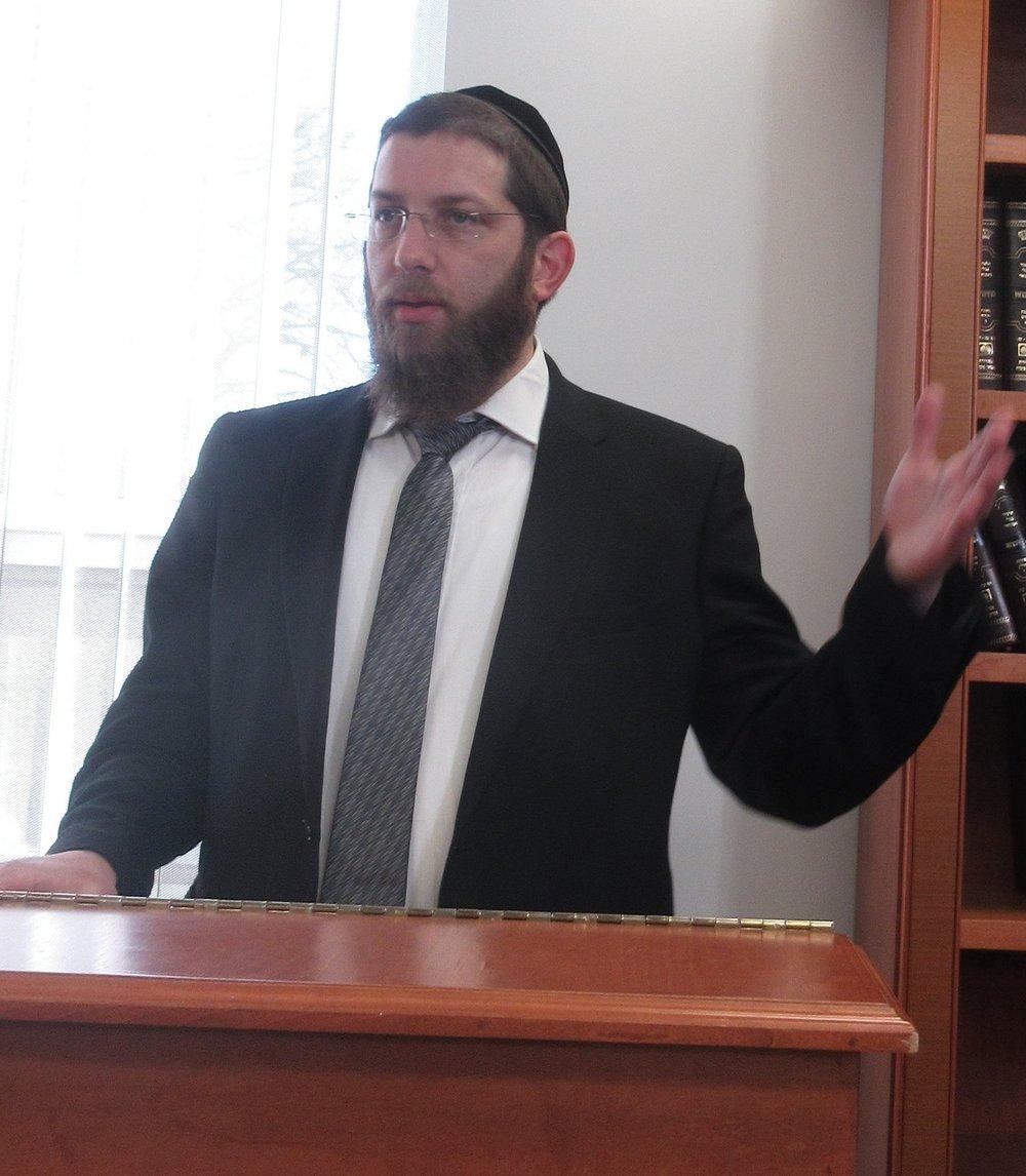 Dayan Yehoshua Posen