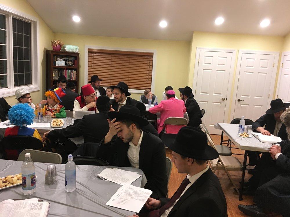 Purim night learning 2.jpg