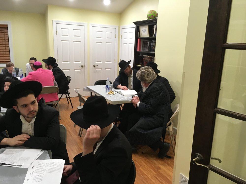 Purim night learning 3.jpg