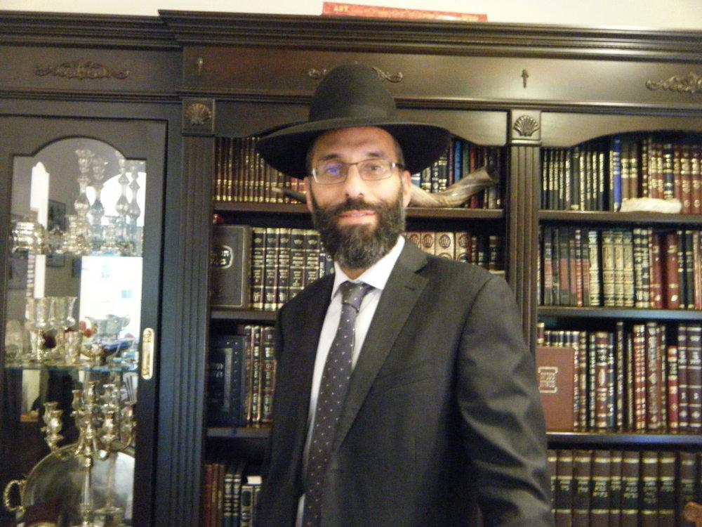 Rabbi Eli Lefkowitz