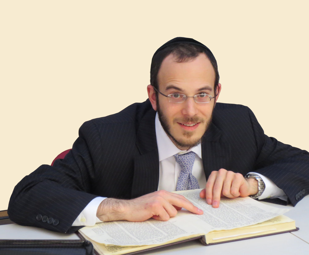 Rabbi Yochanan Schnall