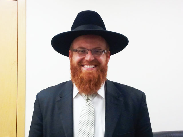 Rabbi Eliyahu Stern