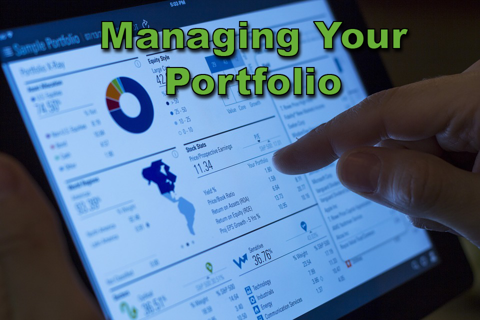 You probably already know you need to monitor your investment portfolio and update it periodically.
