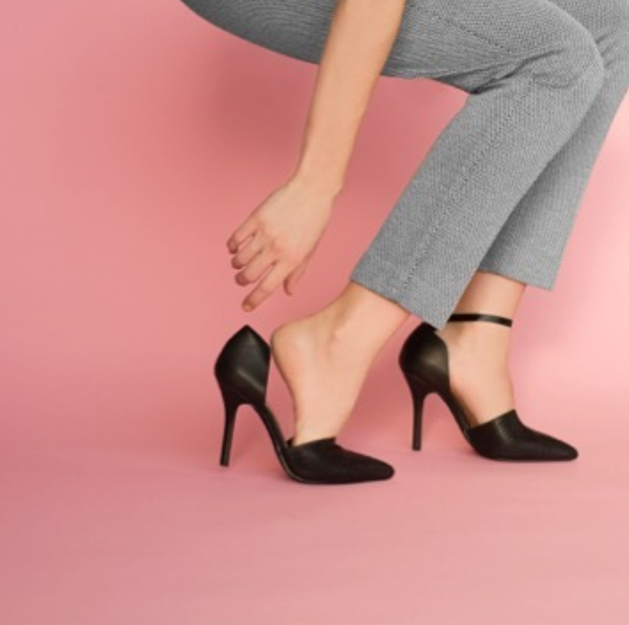 Ginger Straps - gingerstraps.comAn accessory staple that every shoe lover should have. Ginger Straps are attachable ankle straps that help you stay in your shoes, one step at a time. So don't give up on those special occasion heels just yet!
