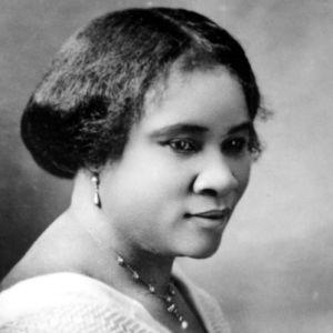 Madam C.J. Walker - Photo credit: Biography.com