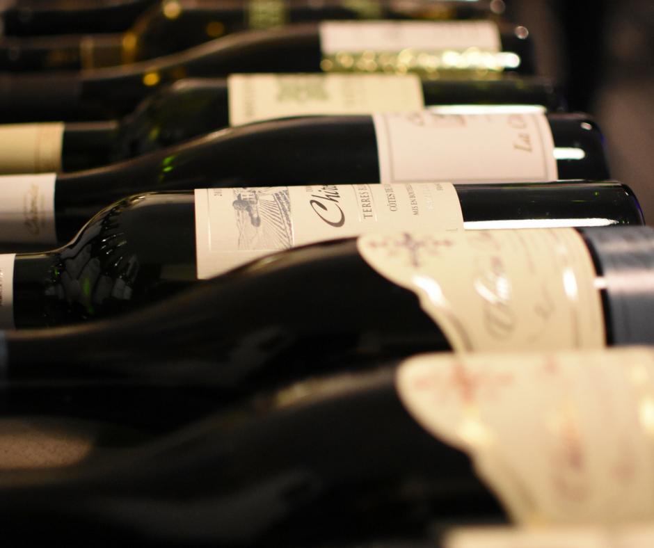 CWG Beverage Program - Wine