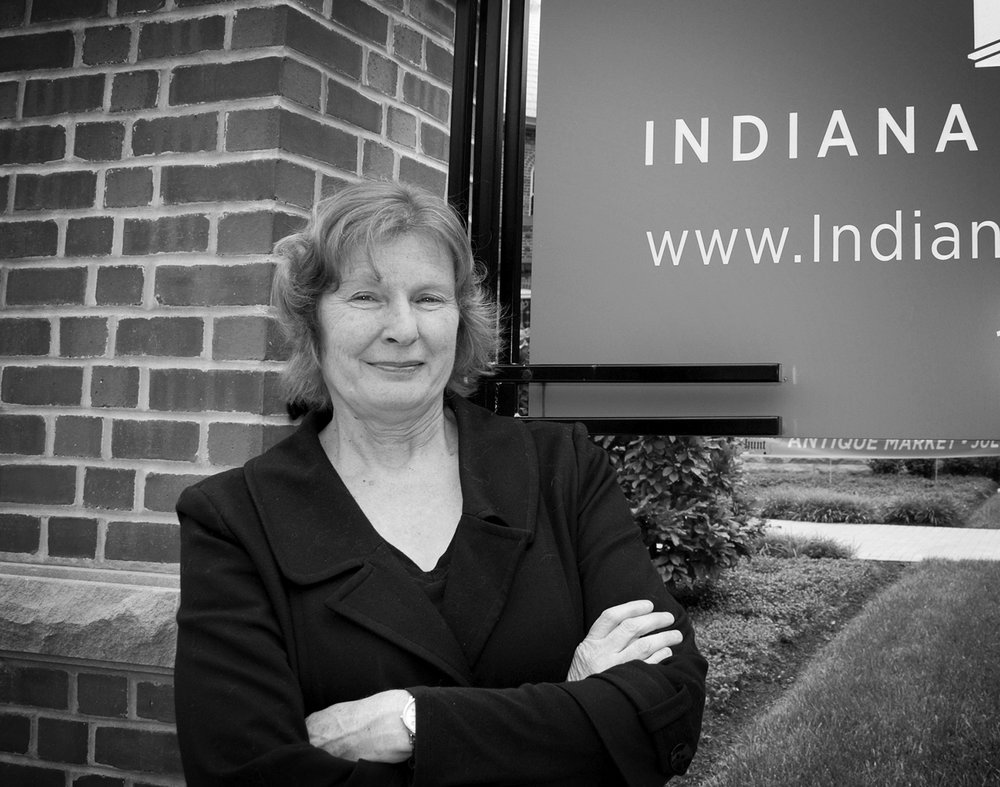 "A Los Angeles native who moved to Indianapolis at the age of 12, Sharon calls herself a ""naturalized Hoosier,"" and she has fallen in love with her adopted city. She has worked as a teacher, writer, editor, classical radio host, marketer, and fundraiser. By day, she serves as Vice President for Development for our state's historic preservation advocate Indiana Landmarks, and for fun, she hosts the long-running weekly arts talk program ""The Art of the Matter"" on Indianapolis' public radio station, WFYI, 90.1 FM. Sharon is a Creative Renewal Fellow, a Master Gardener, and an amateur cellist, and she maintains the highest respect for those who can play wind instruments."