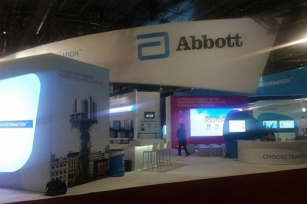 Abbott Booth