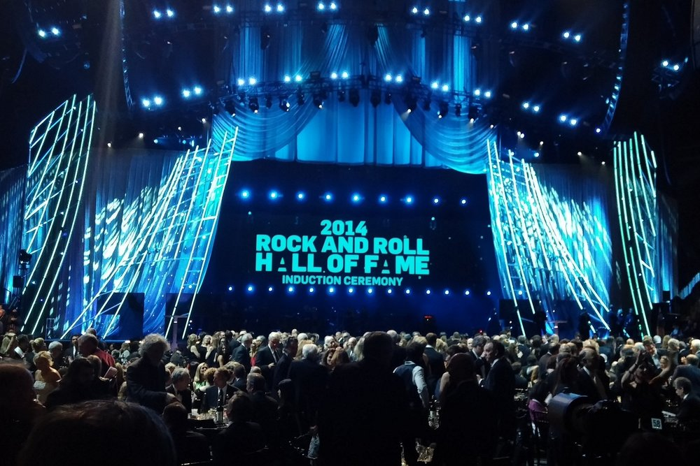 Rock & Roll Hall of Fame Induction