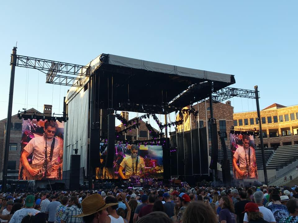 Folsom Field welcomes Dead & Company