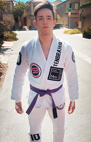 Mike // Athlete // Brazilian Jiu Jitsu