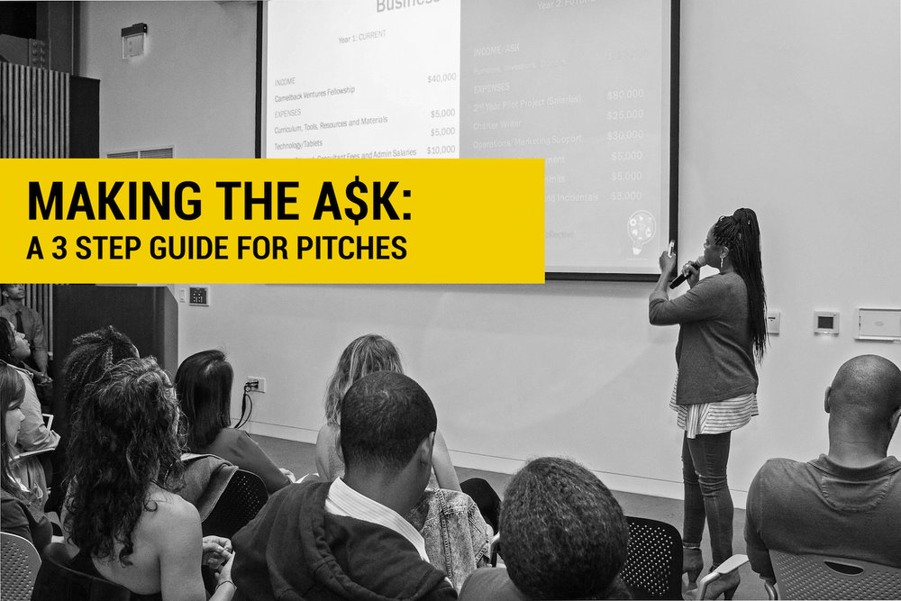 Your pitch coach is here - Morgan Ripski, one of the 2017 Entrepreneurial Engineers, shares what Fellows (and anyone pitching) needs to include to seal the deal.