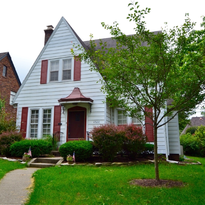 4526 Beaver Avenue - SOLD 2/29/16   Represented: Seller Days on Market: 183 Percentage List to Sales Price: 97% Sale Price:  $99,500