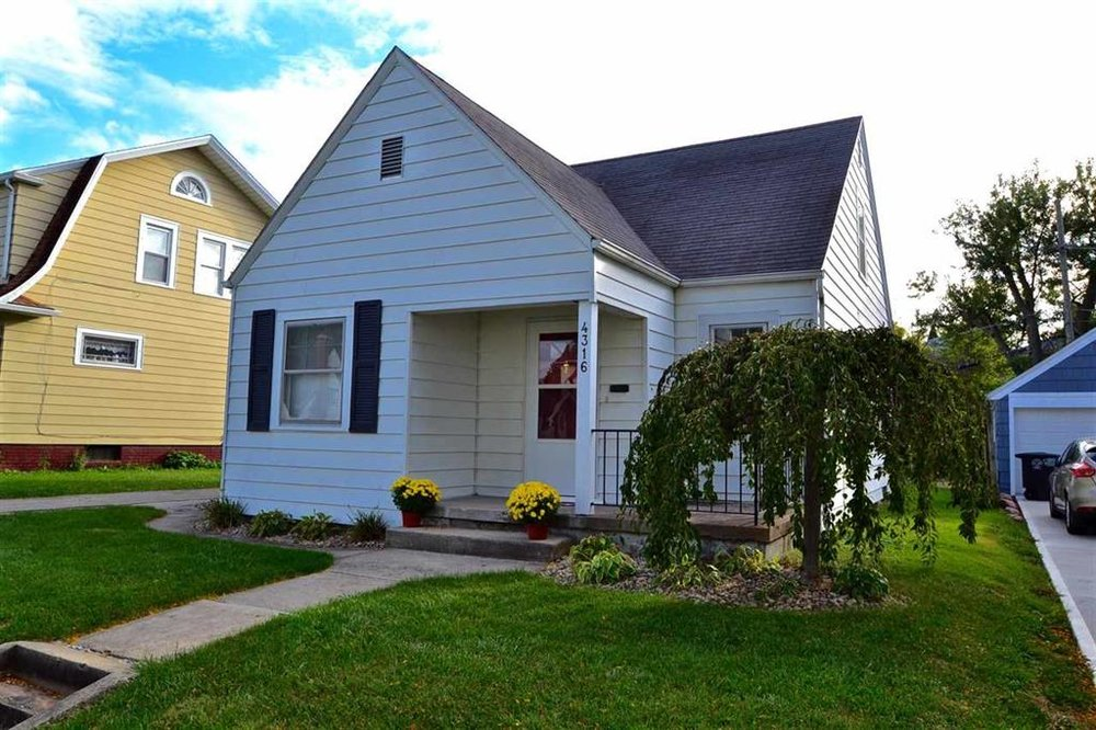 4316 Marquette Drive - SOLD 12/29/15    Represented: Seller   Days on Market: 4   Percentage List to Sales Price: 98%   Sale Price:  $57,000