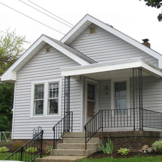 1101 Dodge Avenue - SOLD 8/14/15   Represented: Buyer List Price: $62,900 Sale Price:  $63,900