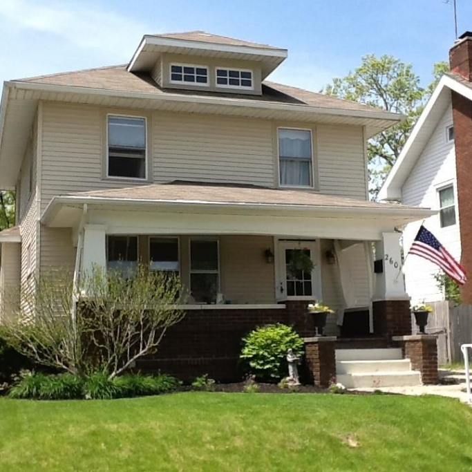2601 N Anthony Boulevard - SOLD 6/30/14   Represented: Buyer List Price: $105,000 Sale Price:  $105,000 Negotiated from Price: $0