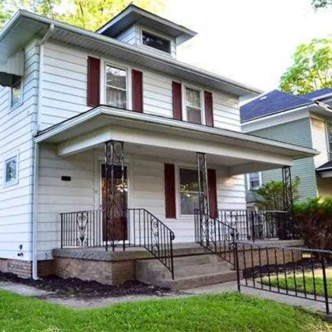 1215 Nuttman Avenue- SOLD 8/13/13   Represented: Seller Days on Market: 43 Percentage List to Sales Price: 89% Sale Price:  $53,000