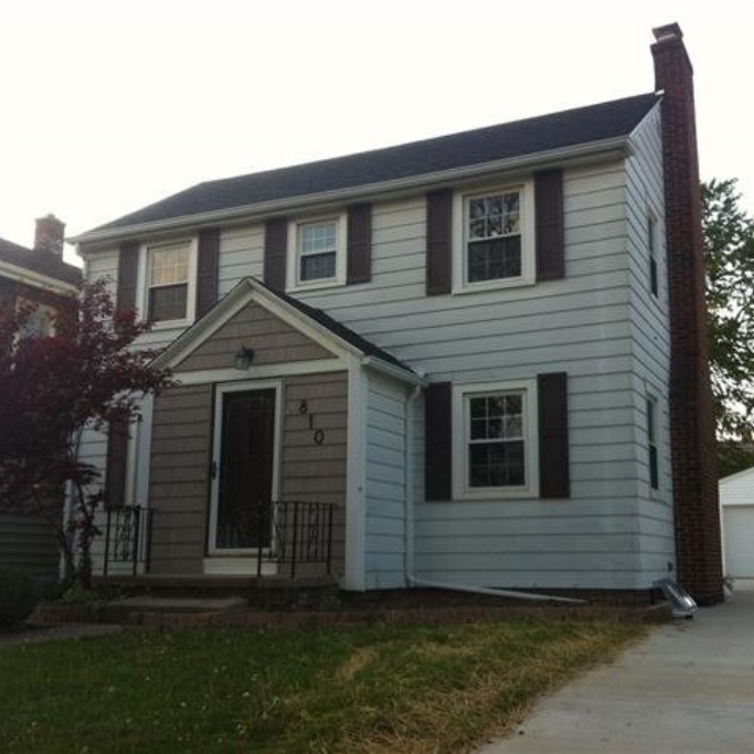 810 Prange Avenue - SOLD 5/16/13   Represented: Both Days on Market: 2 Sale Price:  $107,500
