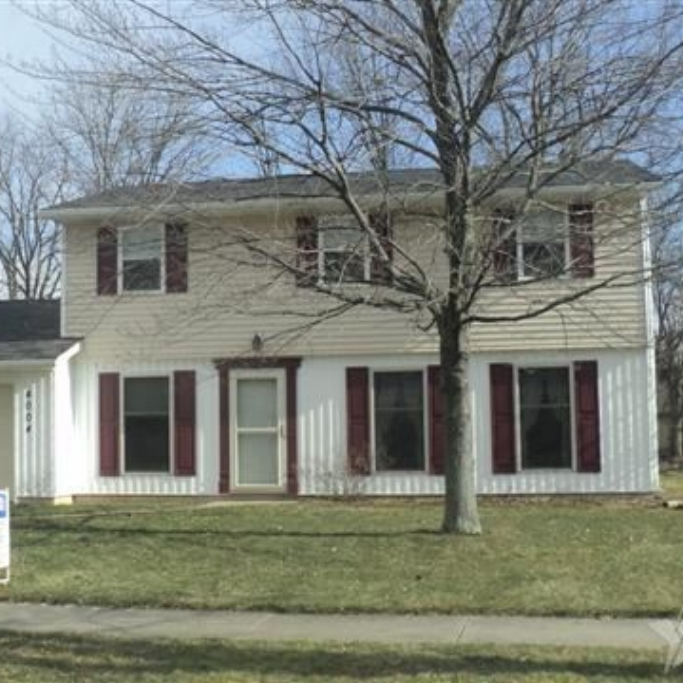 4004 Darwood Drive -  SOLD 3/19/13   Represented: Buyer List Price: $94,900 Sale Price:  $94,900 Negotiated From Price: $0