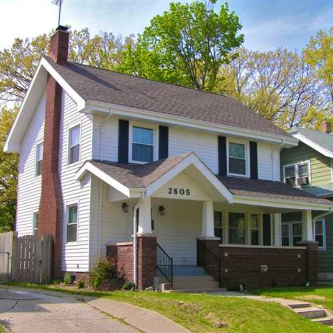 2605 N Anthony Blvd - SOLD 6/13/12   Represented: Seller Days on Market: 20 Percentage List to Sales Price: 99% Sale Price:  $79,000
