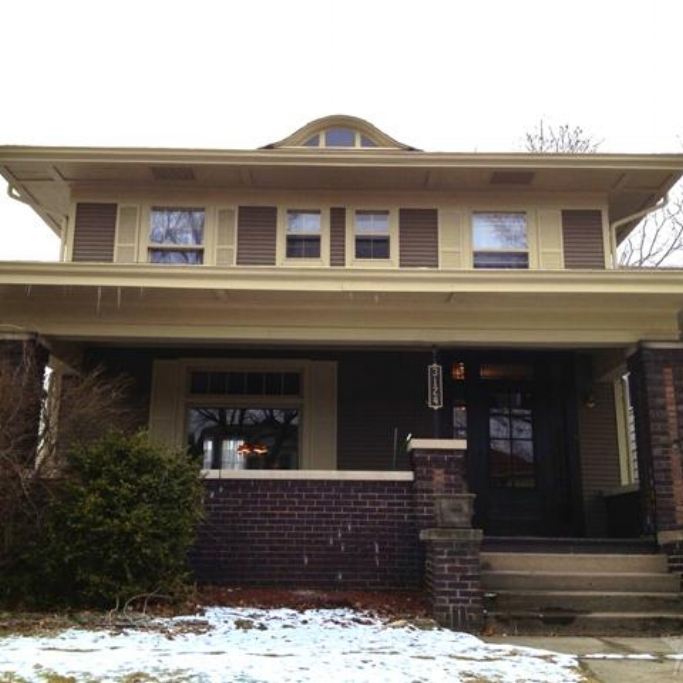 3124 Hoagland Avenue - SOLD 5/14/12   Represented: Seller Days on Market: 48 Percentage List to Sales Price: 103% Sale Price:  $68,900