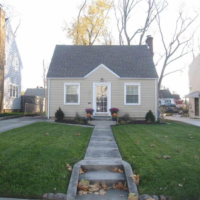4817 Arlington Avenue - SOLD 12/30/16   Represented: Buyer List Price: $77,900 Sale Price:  $77,900 Negotiated From Price: $0