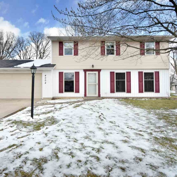 4004 Darwood Drive - SOLD 4/26/17   Represented: Seller Days on Market: 2 Percentage List to Sales Price: 99% Sale Price: $126,000