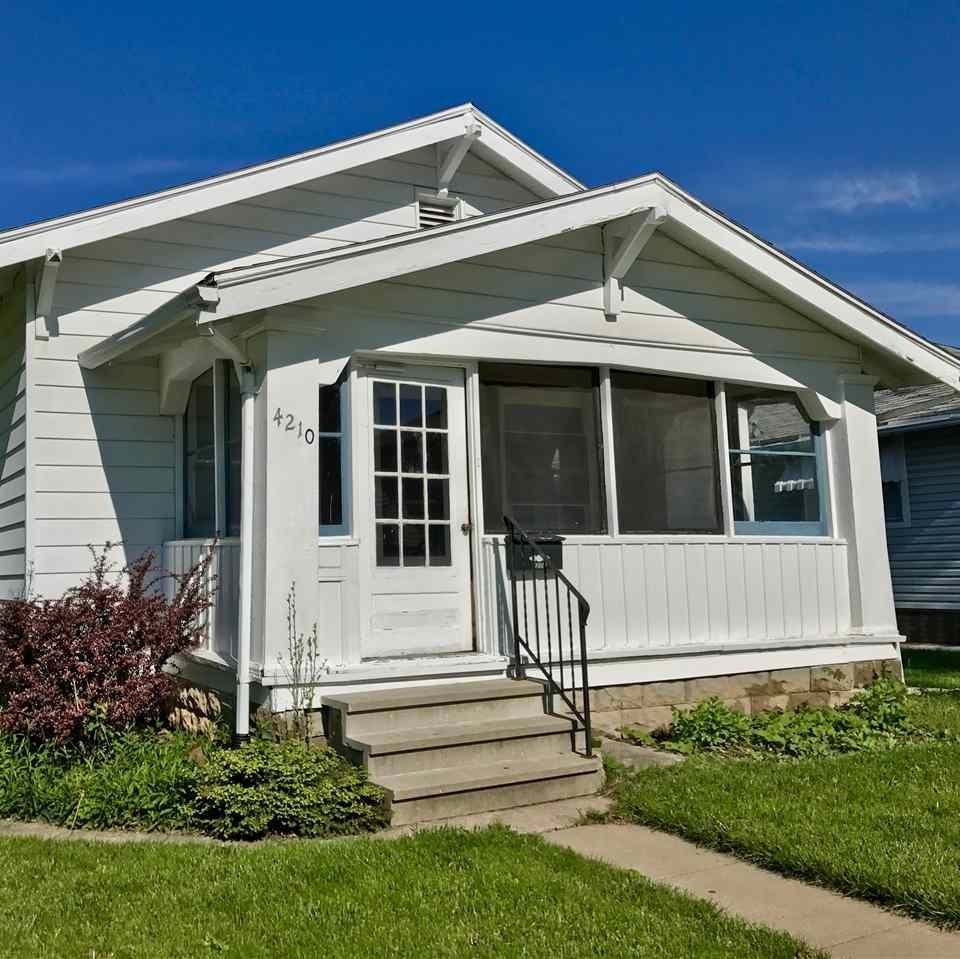 4210 Buell Drive - SOLD 7/28/17   Represented: Seller Days on Market: 39 Percentage List to Sales Price: 100% Sale Price: $51.900