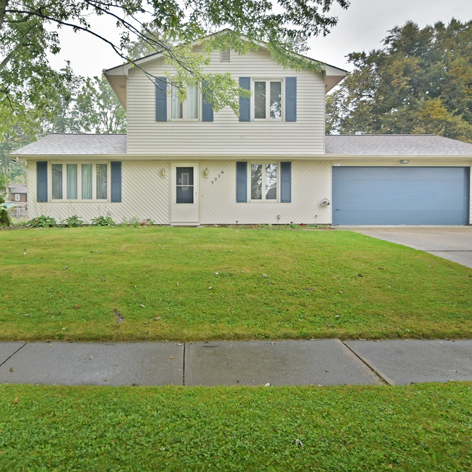 7714 Clover Meadow Drive - SOLD 11/8/17   Represented: Seller Days on Market: 7 Percentage List to Sales Price: 100% Sale Price: $113,000