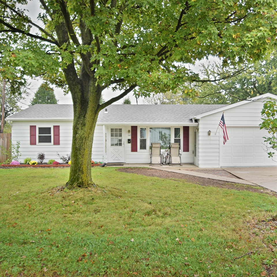 7321 Beaty Avenue - SOLD 11/21/17   Represented: Seller Days on Market: 2 Percentage List to Sales Price: 100% Sale Price: $79,900