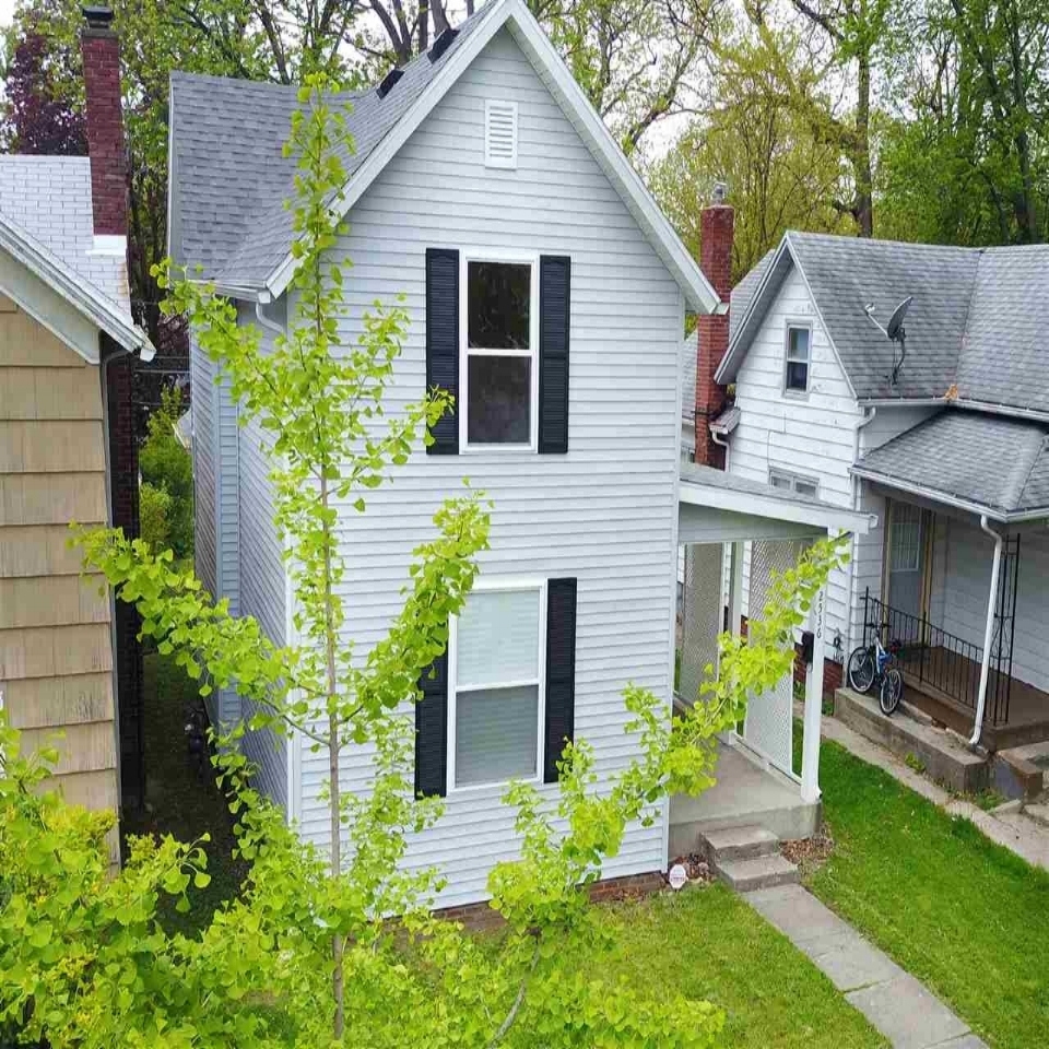2536 S Wayne Ave - SOLD 12/22/17   Represented: Seller Days on Market: 186 Percentage List to Sales Price: 98% Sale Price: $57,900