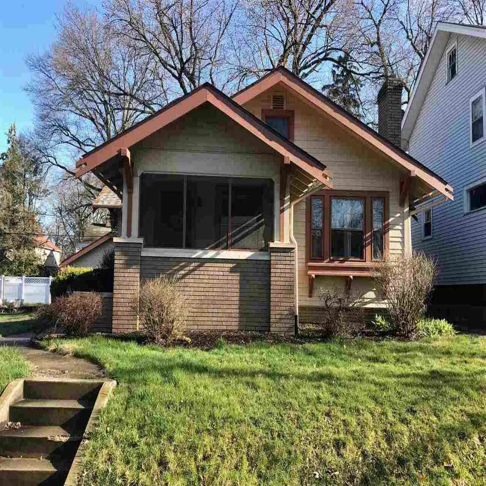 1228 Sheridan - SOLD 5/3/18   Represented: Seller and Buyer Days on Market: 0 Percentage List to Sales Price: 100% Sale Price: $110,000