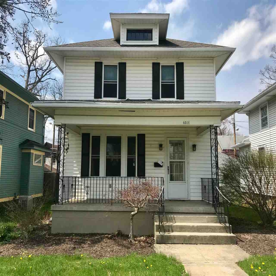 4316 Tacoma - SOLD 6/7/18   Represented: Seller and Buyer Days on Market: 0 Percentage List to Sales Price: 100% Sale Price: $105,000