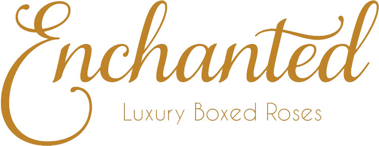 Enchanted Luxury Boxed Roses logo