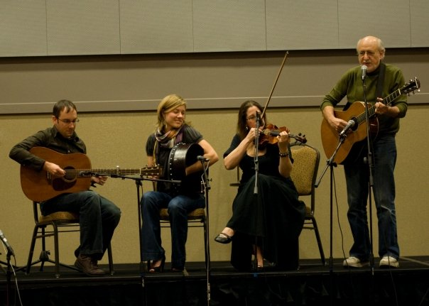áthas with Peter Yarrow, November 16, 2009
