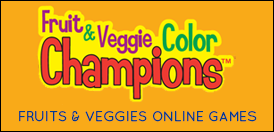 Online nutrition games - foodchamps.org