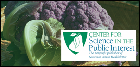 Center for Science in the Public Interest -  cspinet.org