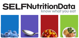 Tools & Resources -  nutritiondata.self.com