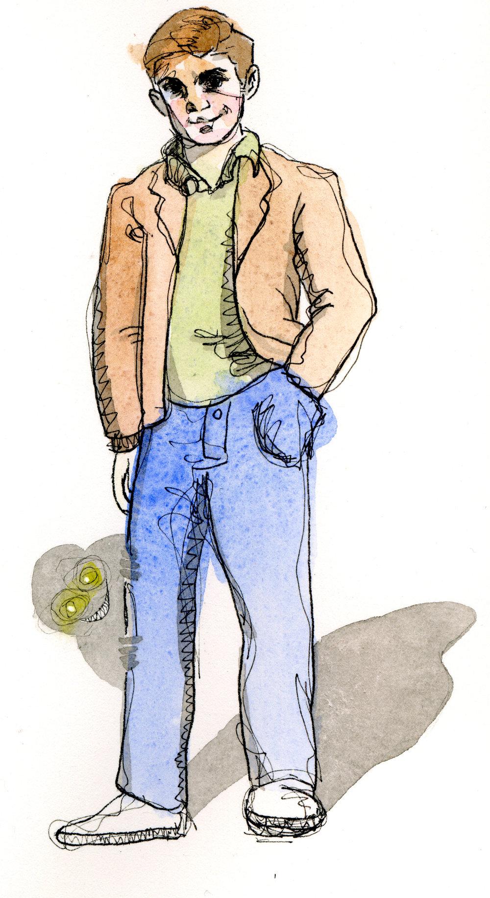 Illustration by David Petersen