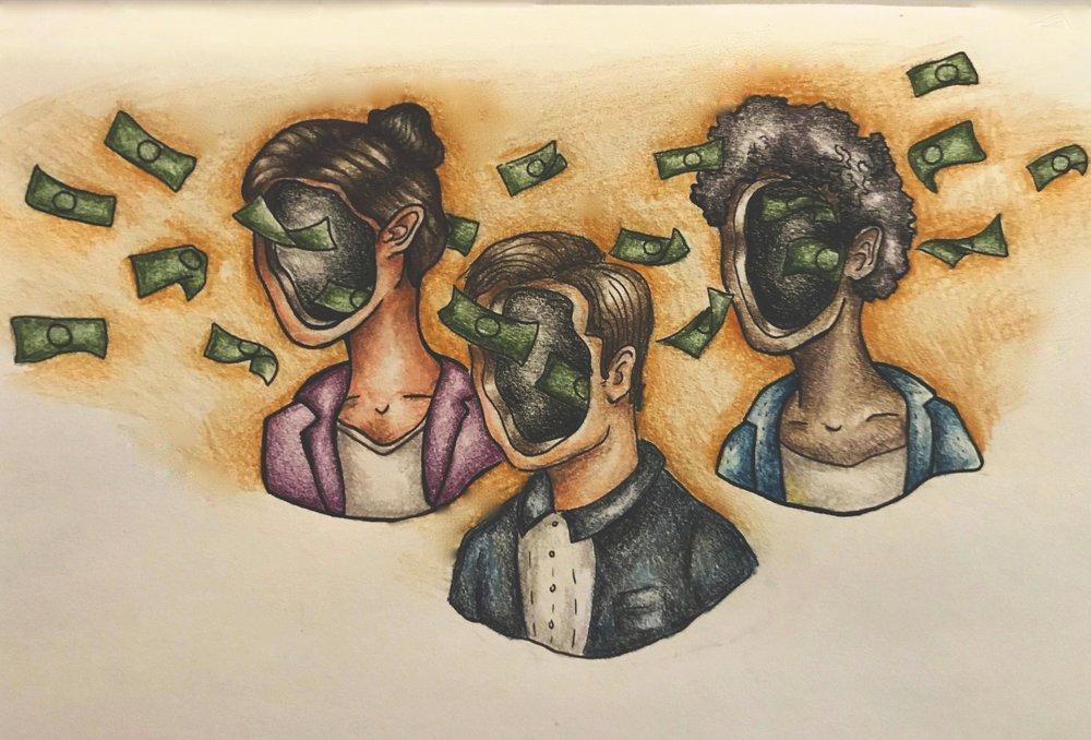 Illustration by Kenzi Rayelle