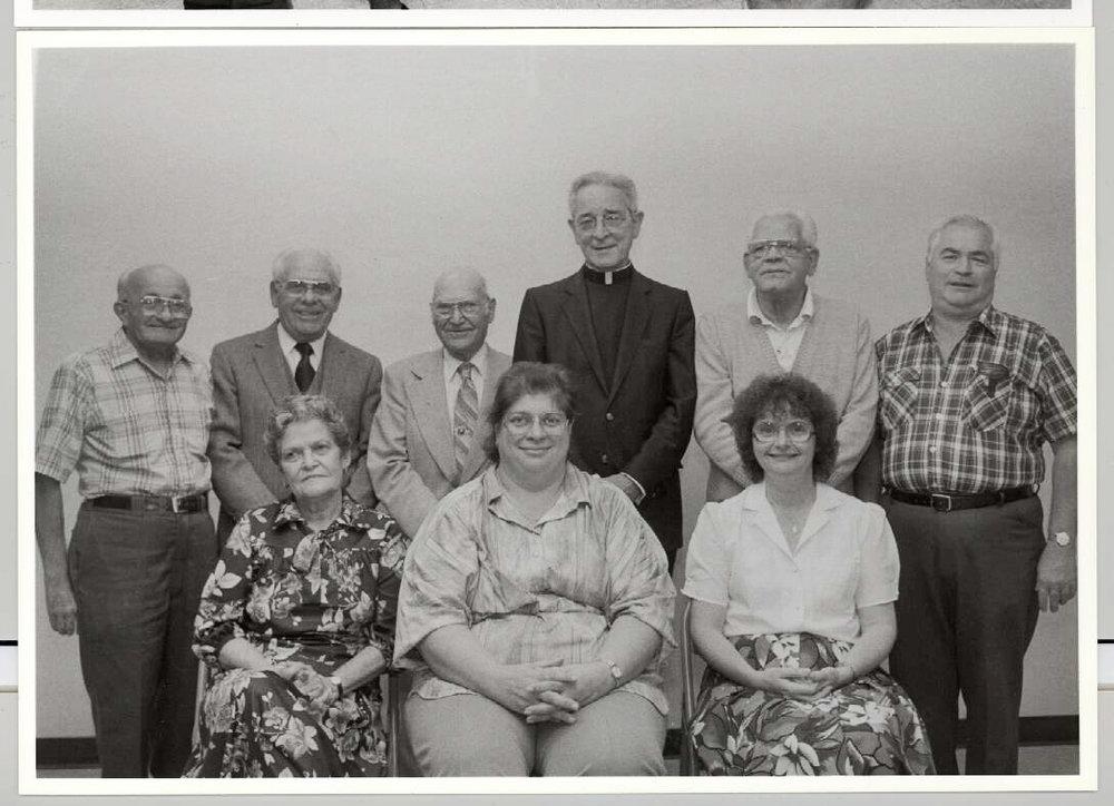 Pioneers of St. Nicks Alliance, originally known as St. Nicholas Neighborhood Preservation Corporation.