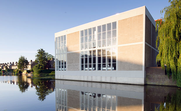 NEWS   HOEKSTEEN  Together with Het Verschil and architect Jeroen ter Maat we won the tender to convert this mid century modern church building just outside of Amsterdam by world famous architect Gerrit Rietveld into 10 apartments and an event space.