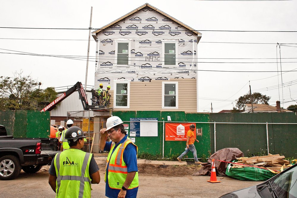 NEWS   BUILD IT BACK  Build it back features in The New York Times. Read about our work  in this New York Times article (link).