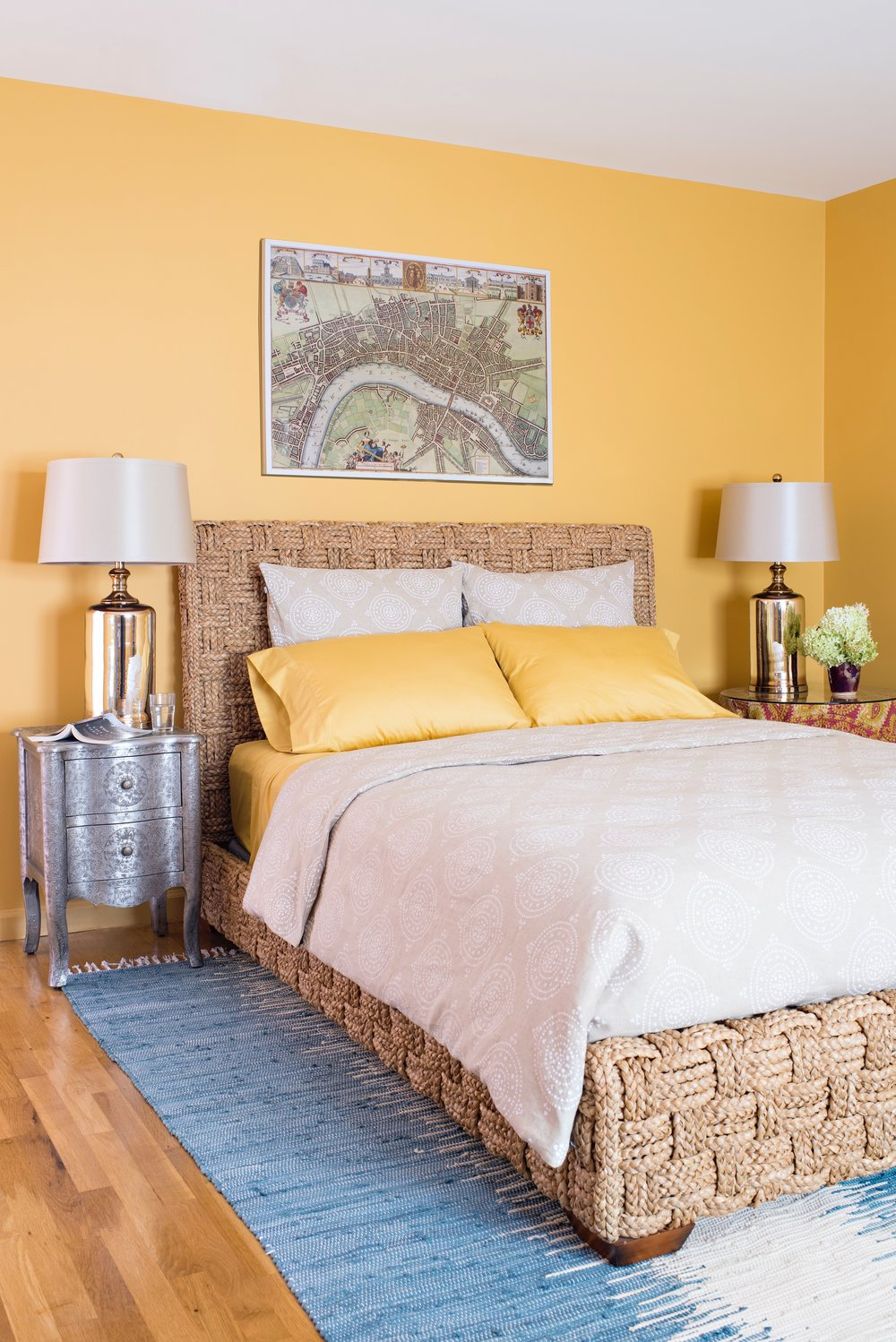 Sleepy Hollow Road Bedroom