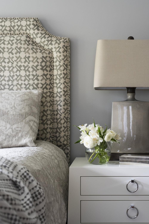 Floral Drive Bedroom