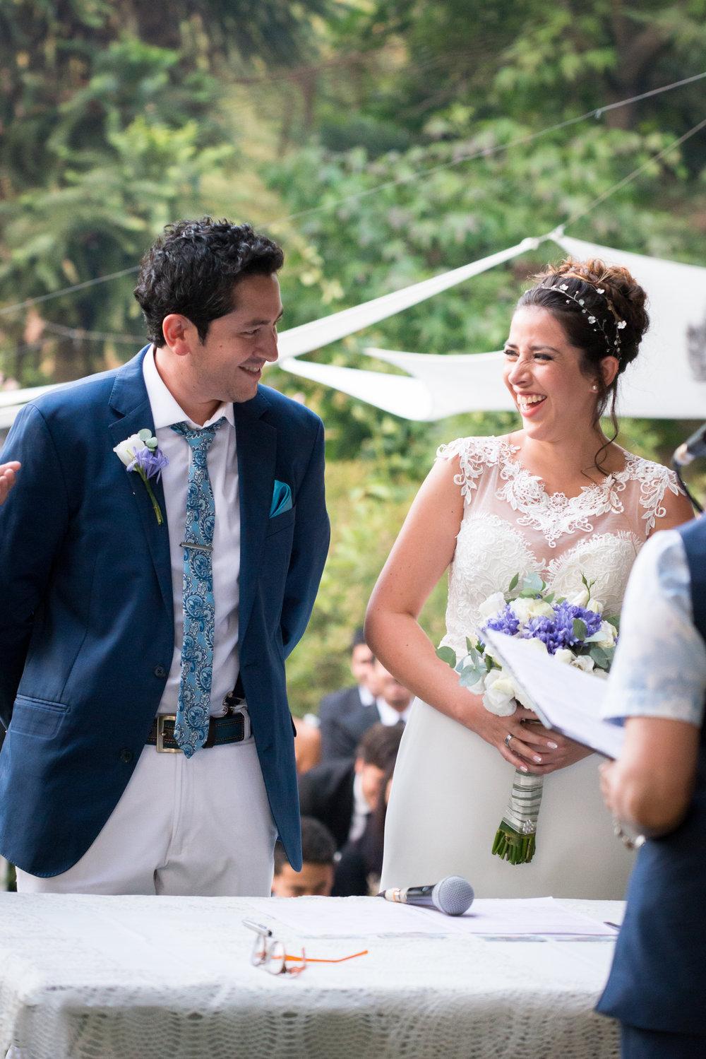 Maria Jose y Nicolas, Calera de Tango