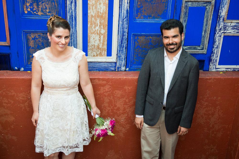 Josefa y Pablo , Santiago