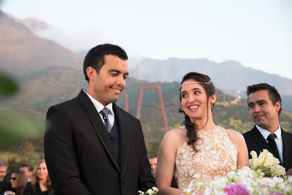 Alejandra y Jorge , Santiago